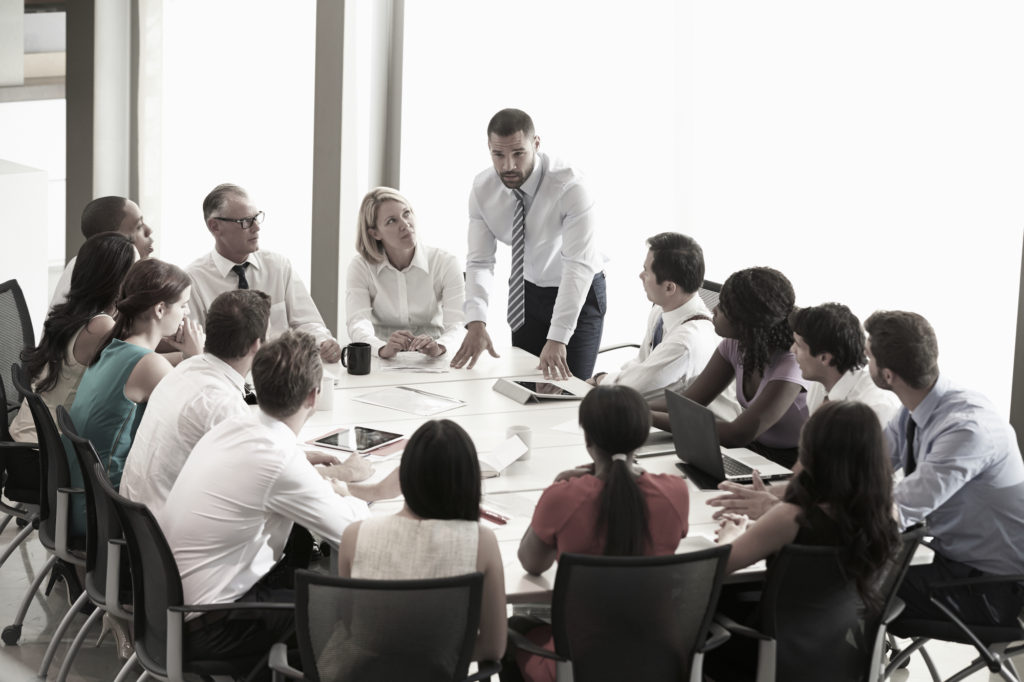 Sales & Leadership Training