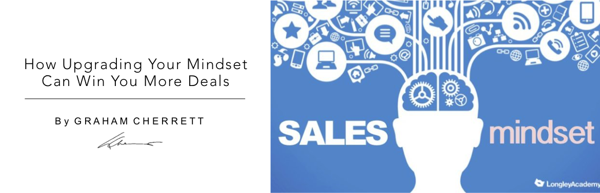 How Upgrading Your Sales Mindset