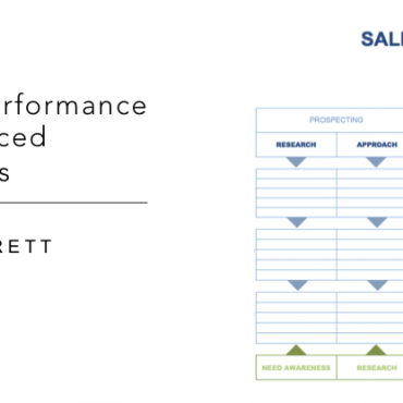 How To Drive Sales Performance With An Enhanced Sales Process